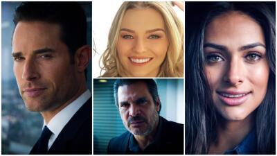 Estas son las caras que darán vida a El Dragón: te decimos quién es quién en la serie