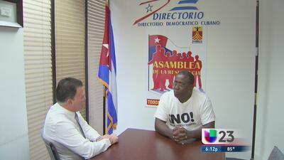 Opositores cubanos piden ayuda para disidentes