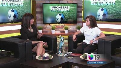 Promesas del deporte: fútbol femenil