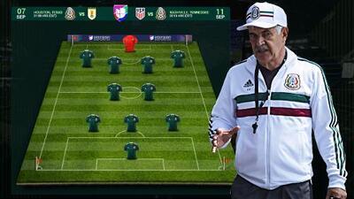El laboratorio del 'Tuca': estos son los XI que usaría en fecha FIFA