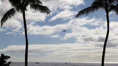 11 muertos deja el accidente aéreo de Hawaii