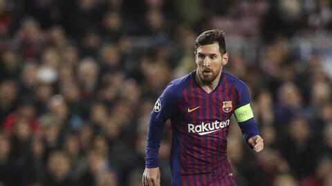 ¡'Lord' Messi! Los números de la 'Pulga' frente a equipos ingleses