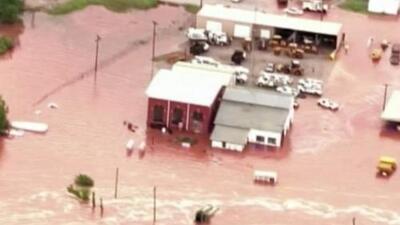 Tormentas y tornados dejan al menos seis muertos en Texas y Oklahoma