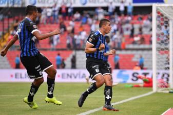 En fotos: ¡Dramática y agónica! Querétaro derrota a Pachuca y asume el liderato en la Liga MX