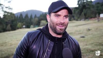Exclusiva: Alejandro Nones habla sobre la muerte de su personaje Óscar Lucio en 'La piloto'