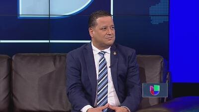 Comisionado de la policía habla sobre el cierre de cuarteles