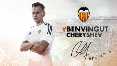 Traspaso de Cheryshev al Valencia lo más destacado en España