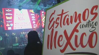Artistas de California se unen en un gran evento musical para recolectar ayudas para las víctimas del terremoto en México