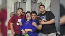 Madre hondureña logra reunirse con su familia en Filadelfia
