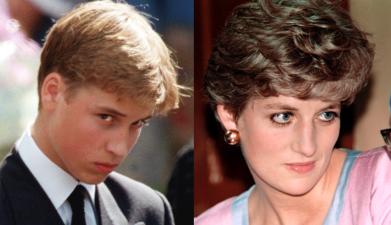 La tierna promesa que el príncipe William no podrá cumplirle a Diana de Gales, su mamá