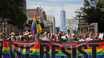 Más de 200 compañías urgen a la Corte Suprema fallar a favor de proteger a los LGBT de la discriminación laboral