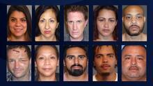 Estos son los 10 fugitivos más buscados por las autoridades del condado Yuma