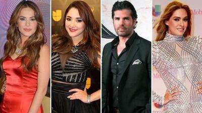 Los actores de novela reaccionaron ante la masacre de Monterrey