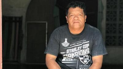 He fought with the Sandinistas, but now he blames Daniel Ortega for his son's death