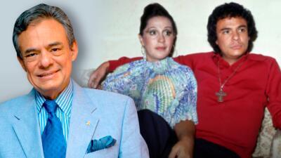 Anel Noreña y José José, un amor tormentoso que lidió con adicciones y terminó en fuertes acusaciones