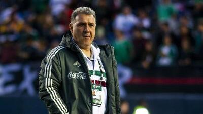 Listas las alineaciones del amistoso entre México y Paraguay