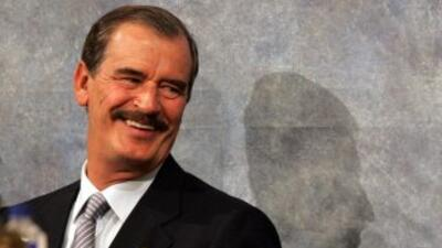 Vicente Fox niega haber permitido la fuga de El Chapo