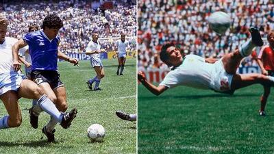 Opinión | El gol de Maradona a Inglaterra fue y es el mejor de la historia de los mundiales