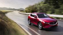 Prueba: Mazda CX-5 2021, lujo y deportividad a por precio razonable