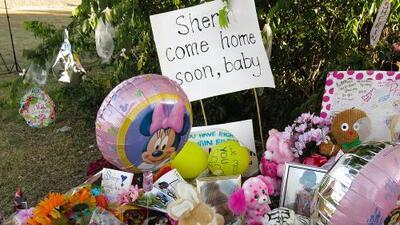El FBI incautó decenas de objetos de la casa de la niña de 3 años desaparecida en Texas