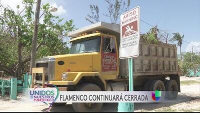 ¿Cómo quedó la famosa Playa Flamenco de Culebra tras el huracán María?