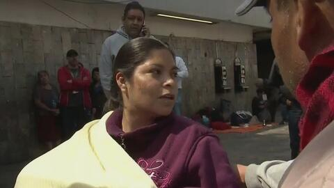 Entre la felicidad y otra tragedia: así fue el reencuentro de la bebé robada con su familia en México