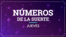 Números de la suerte 6 de mayo de 2021