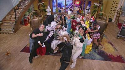 ¡Todo el equipo de Despierta América se disfrazó para Halloween!