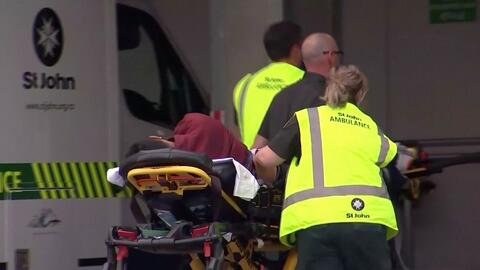 "Tiroteo en dos mezquitas de Nueva Zelanda deja ""múltiples fallecidos"""