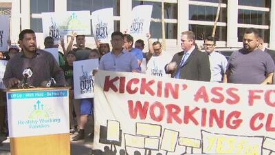 Continúa el debate del incremento al salario mínimo en Arizona