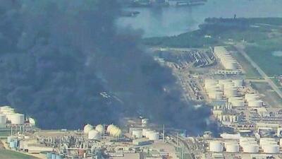 Petroquímica de Deer Park ofrece detalles de dos incidentes ocurridos en la planta el viernes