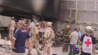 Explosión en aduana de Piedras Negras, Coahuila, deja un muerto