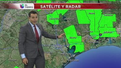 Houston y su clima el 4 de julio
