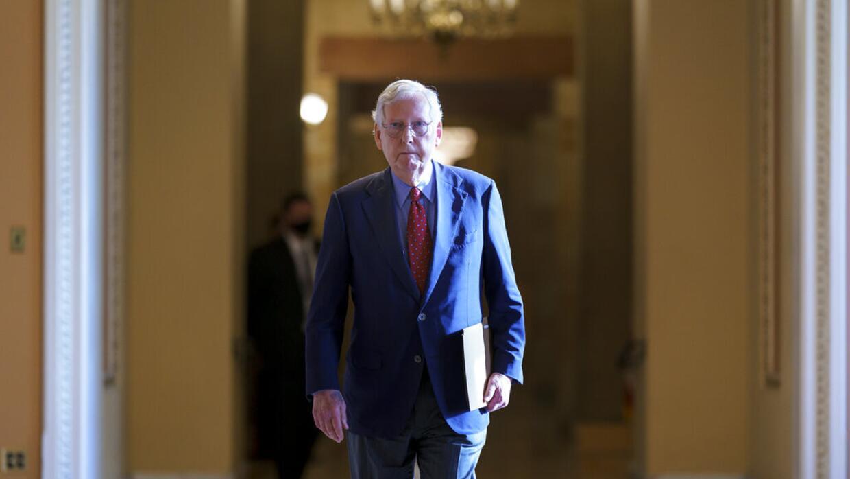 Republicanos impiden que el Senado apruebe fondos para mantener abierto al gobierno federal