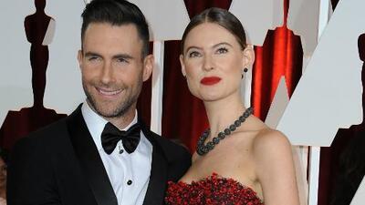 Adam Levine y su esposa se convierten en padres por segunda ocasión