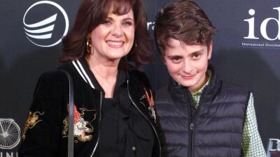 Erika Buenfil muestra a su amor incondicional, su hijo Nicolás