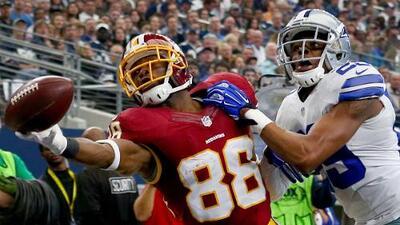 Redskins 34-23 Cowboys: Washington venció a su rival Dallas