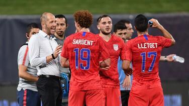 US Team e Irlanda del Norte disputarán amistoso en Belfast