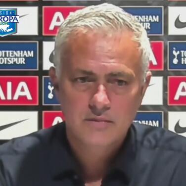 """José Mourinho sobre la Europa League: """"No es un torneo que me enamore"""""""