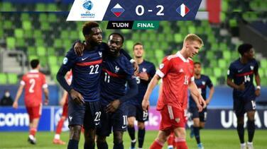 Euro Sub-21: Francia sigue con vida e Inglaterra espera milagro