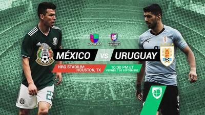PREVIA: México vs. Uruguay, el dilema entre el cambio generacional y la continuidad
