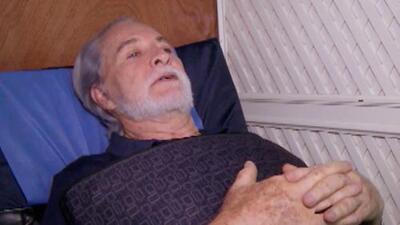 Rogelio Guerra volvió al quirófano y su salud está quebrantada