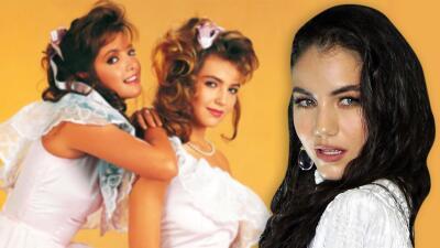 Ela Velden está emocionada por interpretar el mismo personaje que Thalía en el remake de 'Quinceañera'