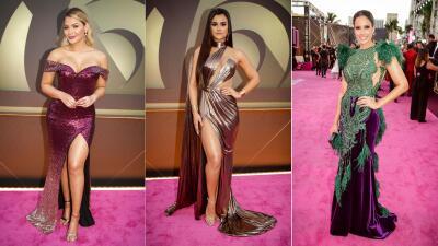 Las reinas de Nuestra Belleza Latina brillaron en Premio Lo Nuestro