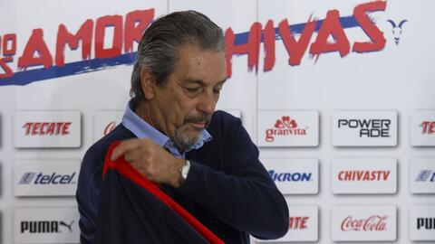 ¡Larga lista! Chivas será el noveno equipo que Tomás Boy dirigirá en México