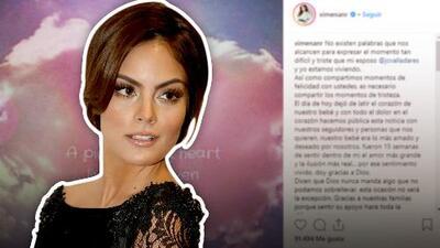Ximena Navarrete reaparece tras perder a su bebé y manda un mensaje a mamás que han sufrido como ella
