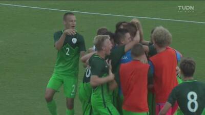 Eslovenia sorprendió 2-1 a Canadá y jugará la Final de la Concacaf Sub-15