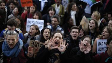 Acuerdo de mínimos en la cumbre de Madrid, un compromiso insuficiente ante la emergencia climática