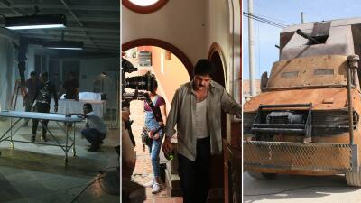 Detrás de cámaras: avance exclusivo en fotos del episodio final de 'El Chapo' segunda temporada