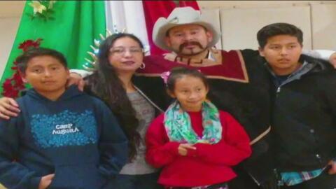 Protestan para exigir la liberación de un padre inmigrante que fue arrestado por ICE en Auburn